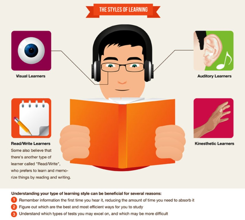 Study tips: what's your learning style?