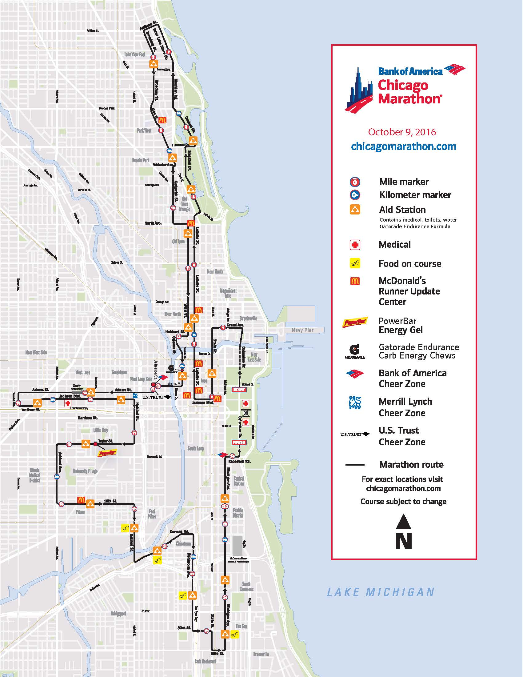 2016-Bank-of-America-Chicago-Marathon-Course-Map